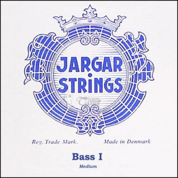 Jargar Double Bass Strings for sale at Bridgewood and Neitzert London
