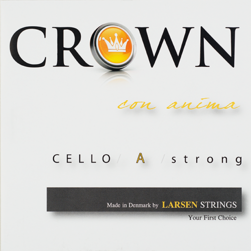 Larsen Crown Cello Strings for sale at Bridgewood and Neitzert London