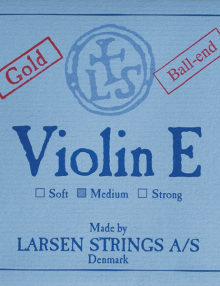 Larsen strings for sale at Bridgewood and Neitzert London