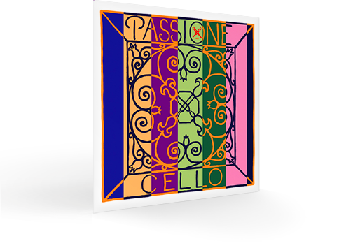 Passione Cello Gut Strings for sale at Bridgewood and Neitzert London