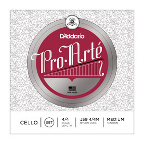 Pro-Arté Cello Strings for sale at Bridgewood and Neitzert London