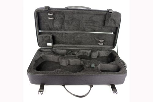 Bam Classic Double Violin Viola Case for sale at Bridgewood and Neitzert