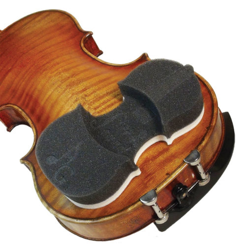 Acousta Grip Violin Viola Shoulder Pad for sale at Bridgewood and Neitzert London