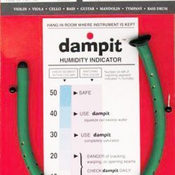 Dampit humidifier for sale at Bridgewood and Neitzert London