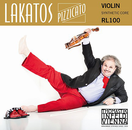 Thomastik Lakatos Violin Strings for sale by Bridgewood and Neitzert London