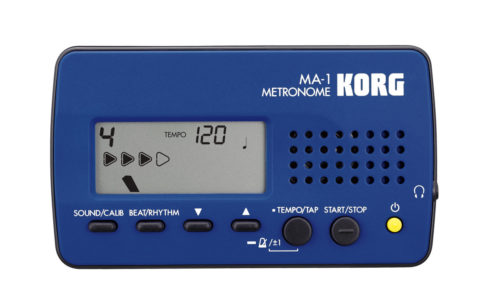 KORG DIGITAL METRONOME MA-1 for sale at Bridgewood and Neitzert London