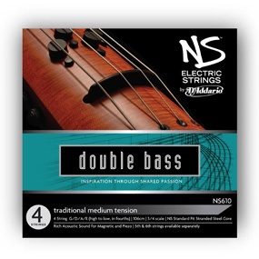 NS Electric Traditional Bass Strings for sale by Bridgewood and Neitzert London