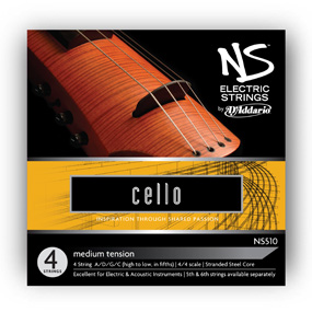 NS Electric Cello Strings for sale by Bridgewood and Neitzert London