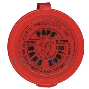 Pops Double Bass Rosin for sale at Bridgewood and Neitzert London