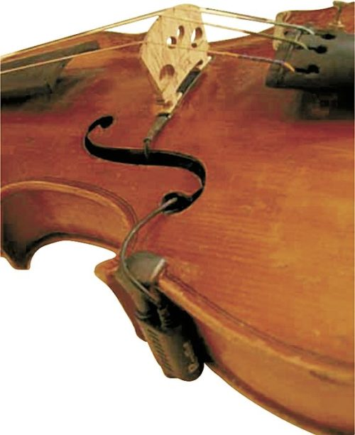 Realist Violin Viola Cello Pickups for sale at Bridgewood and Neitzert London