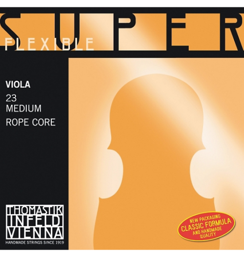 Superflexible Viola Strings for sale at Bridgewood and Neitzert London