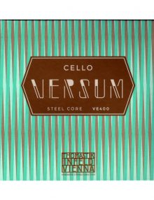Versum Cello Strings for sale by Bridgewood and Neitzert London
