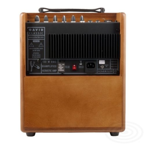 Schertler David  Classic amplifier for sale at Bridgewood and Neitzert London