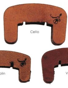 Celtic Knot Leather Mute for Sale at Bridgewood and Neitzert London