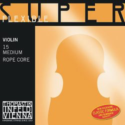 Superflexible Violin Strings for sale at Bridgewood and Neitzert London
