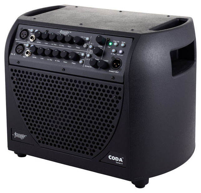 Acoustic Image Coda double bass amplifier for sale at Bridgewood and Neitzert London