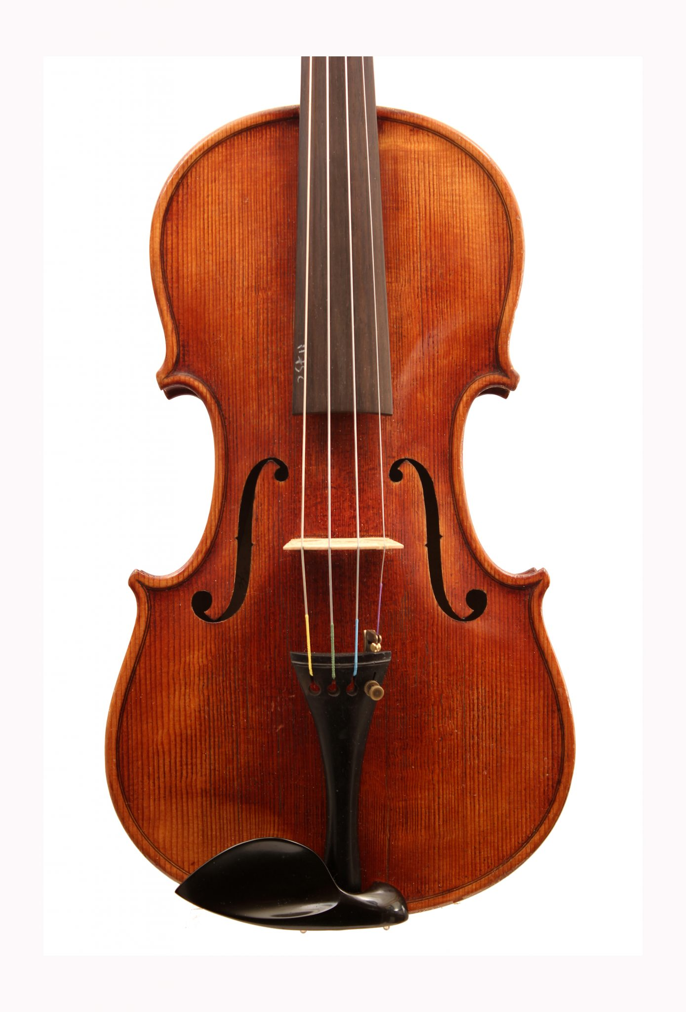 German violin for sale at Bridgewood and Neitzert London