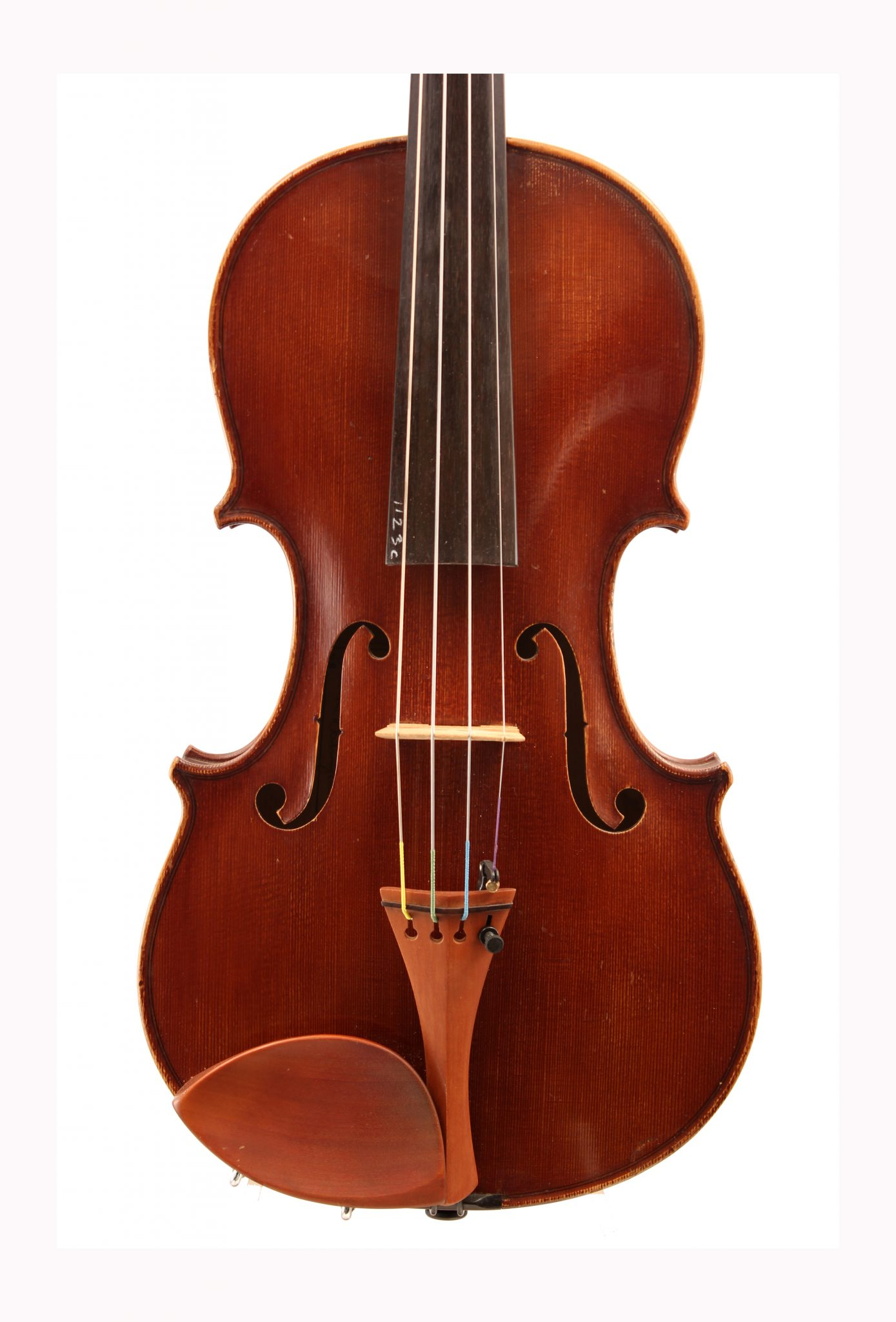 Violin by Alan Balmforth USA 1980 for sale at Bridgewood and Neitzert