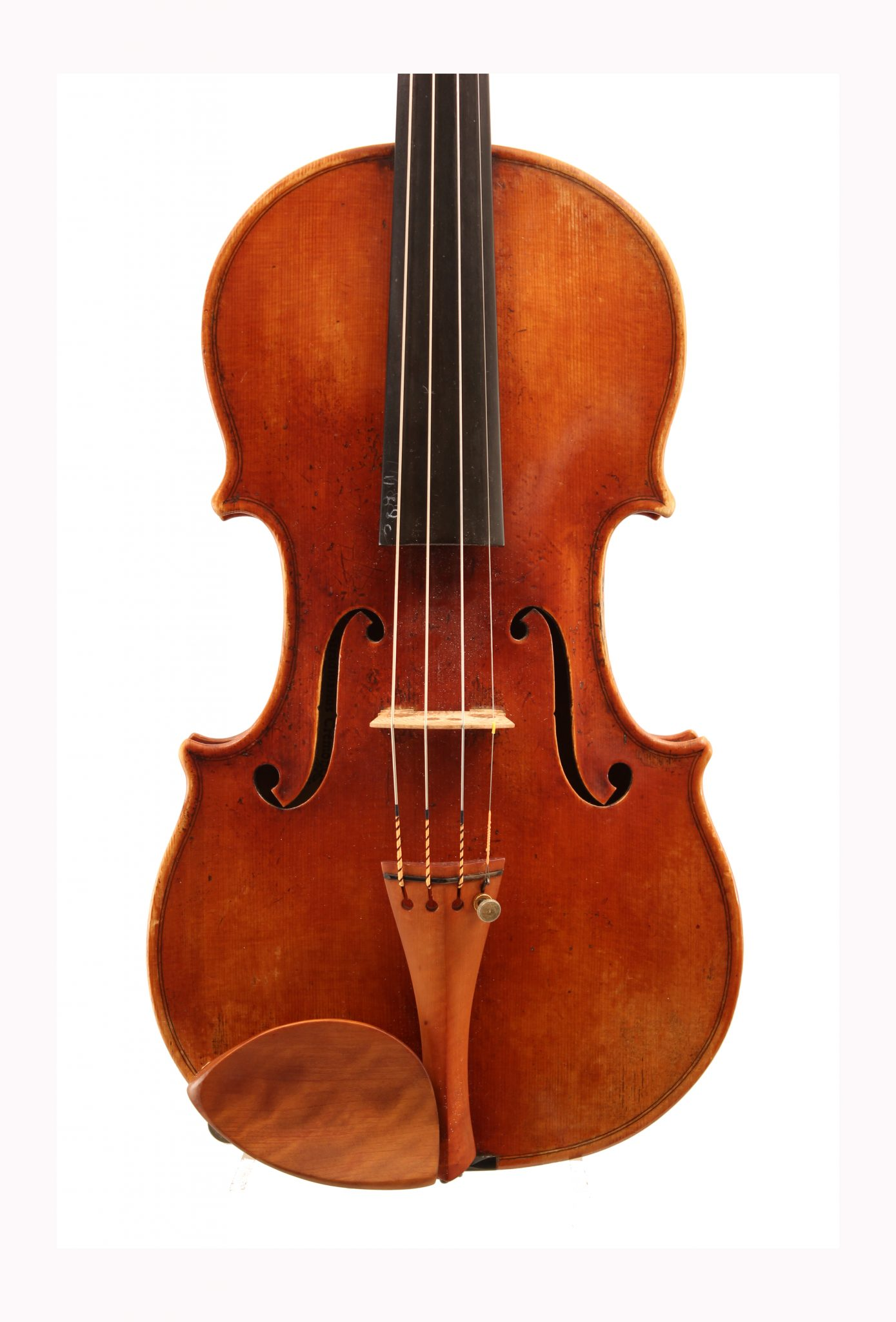 Violin by Nicholas Gooch for sale at Bridgewood and Neitzert London
