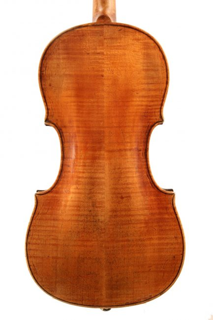 Violin by Thomas Urquhart for sale at Bridgewood and Neitzert London