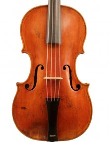 Baroque viola Joseph Hill for sale at Bridgewood and Neitzert London