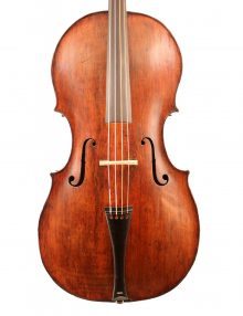 Baroque cello by Henry Jay for sale at Bridgewood and Neitzert London