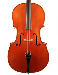 Cello by Paul Buciu for sale at Bridgewood and Neitzert London