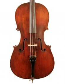 Cello by Neuner and Hornsteiner for sale at Bridgewood and Neitzert London