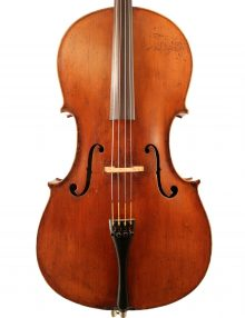 Cello by Michael Poller for sale at Bridgewood and Neitzert London