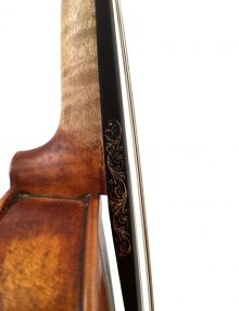 Baroque double bass/violone