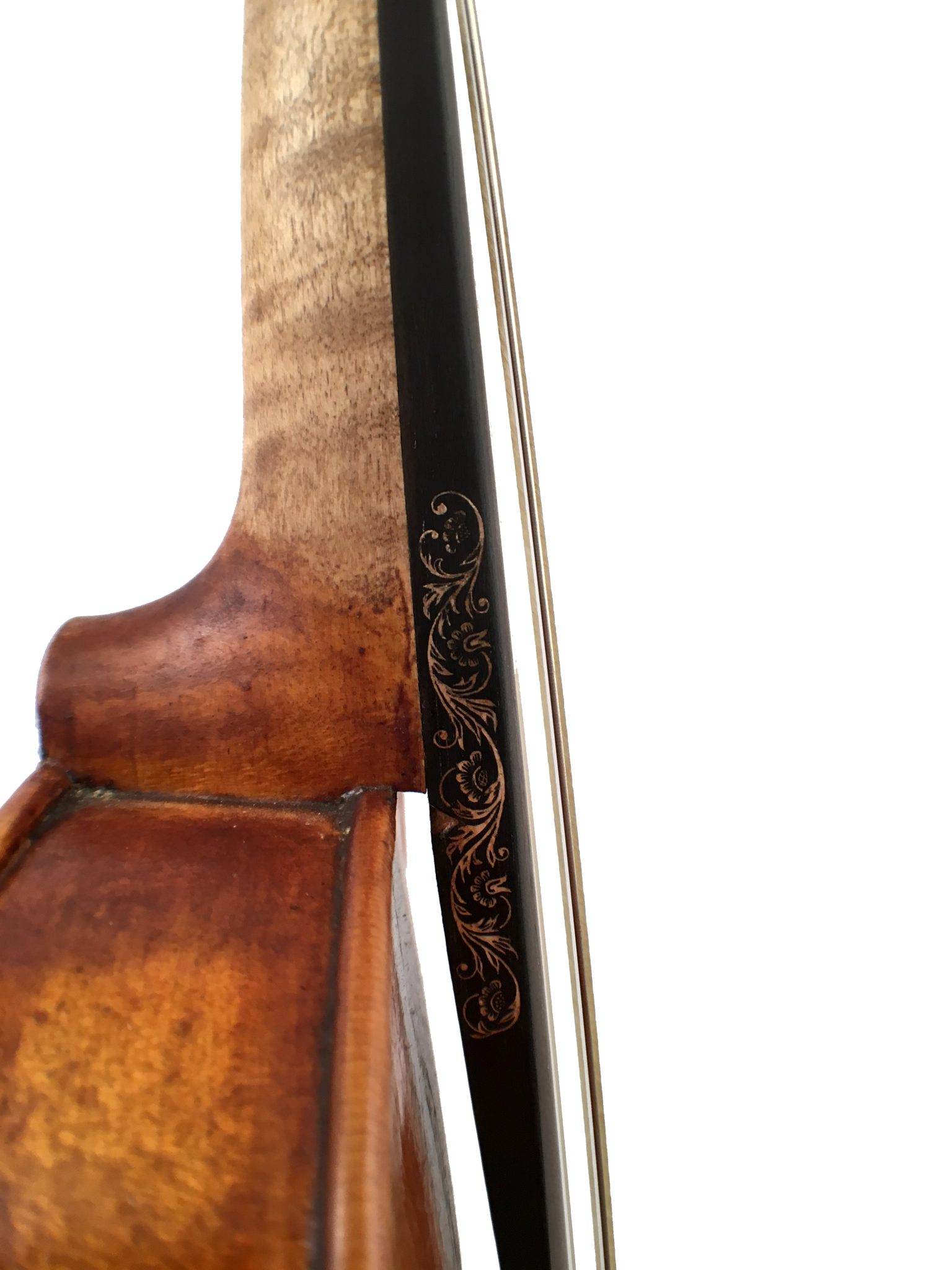 Baroque cello
