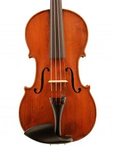 Violin by Jean Francois Mougeot c1820 for sale at Bridgewood and Neitzert London