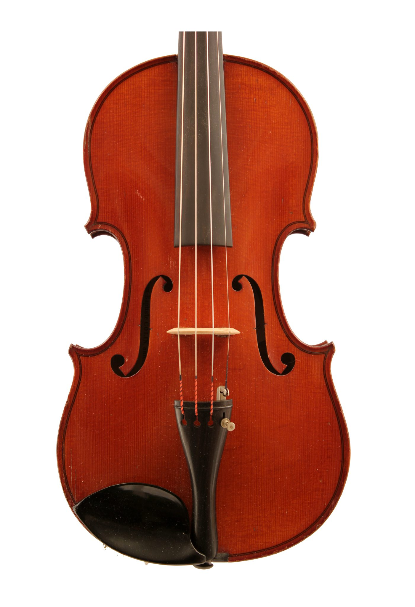 Violin by J B Colin Mirecourt 1906 for sale at Bridgewood and Neitzert London