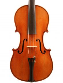 Violin by J B Collin Mezin Paris c1920 for sale at Bridgewood and Neitzert London
