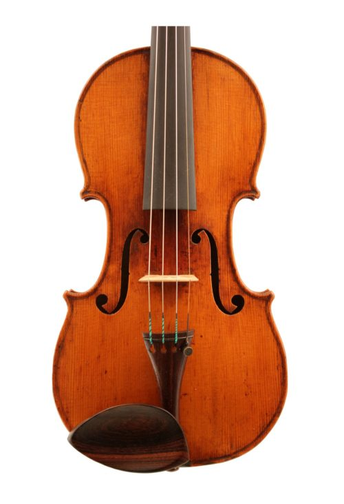 Violin by Thibouville Lamy 1862 for sale at Bridgewood and Neitzert London