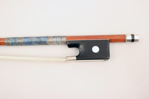 Transitional cello bow by William Forster for sale at Bridgewood and Neitzert London