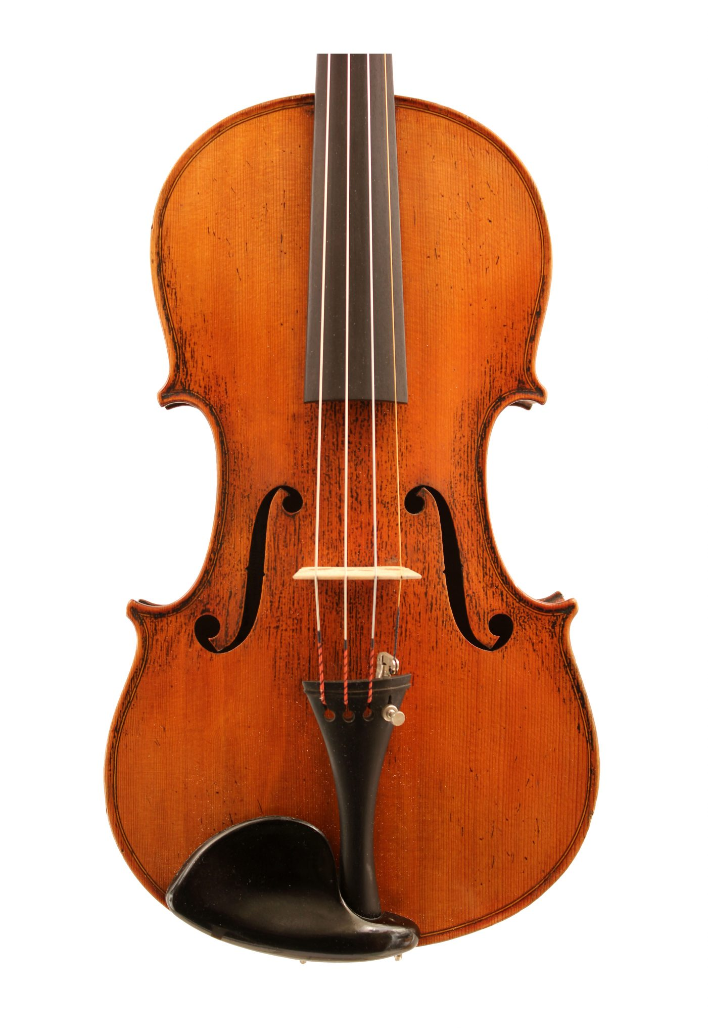 German violin c1920 for sale at Bridgewood and Neitzert London