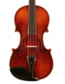 Chinese master violin for sale at Bridgewood and Neitzert London