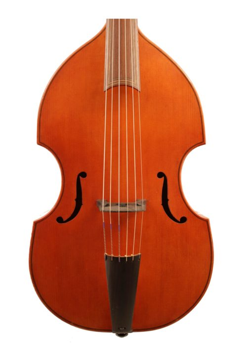 Bass viol by Loe Lotito for sale at Bridgewood and Neitzert London