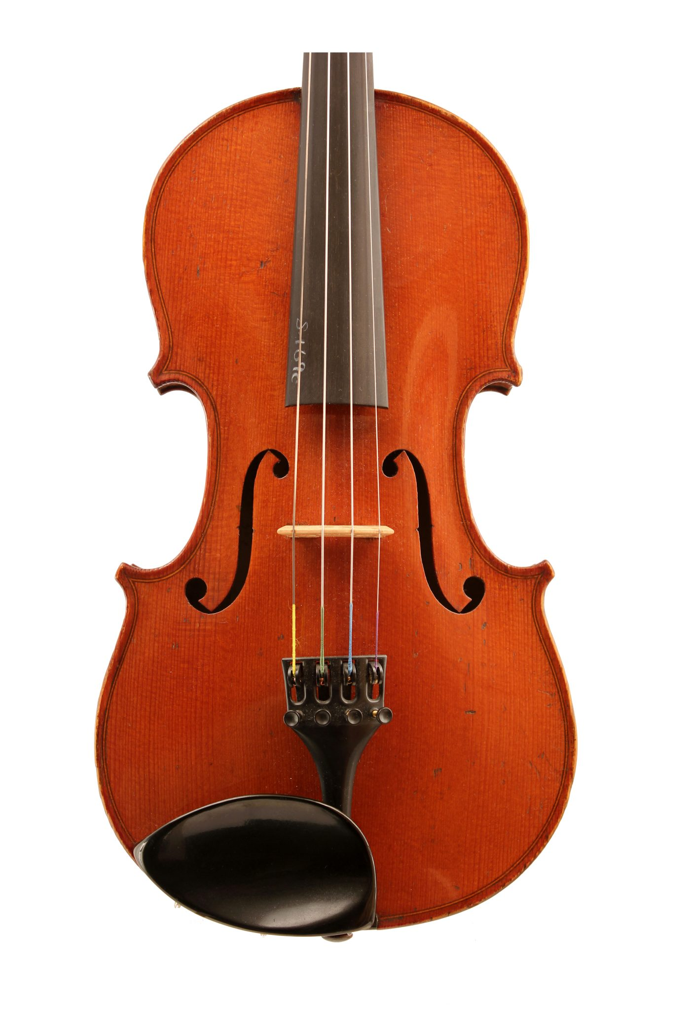 violin by J B Colin Mezin for sale at Bridgewood and Neitzert London