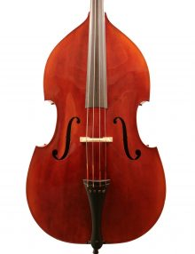 double bass by Henri Dellile for sale at Bridgewood and Neitzert London