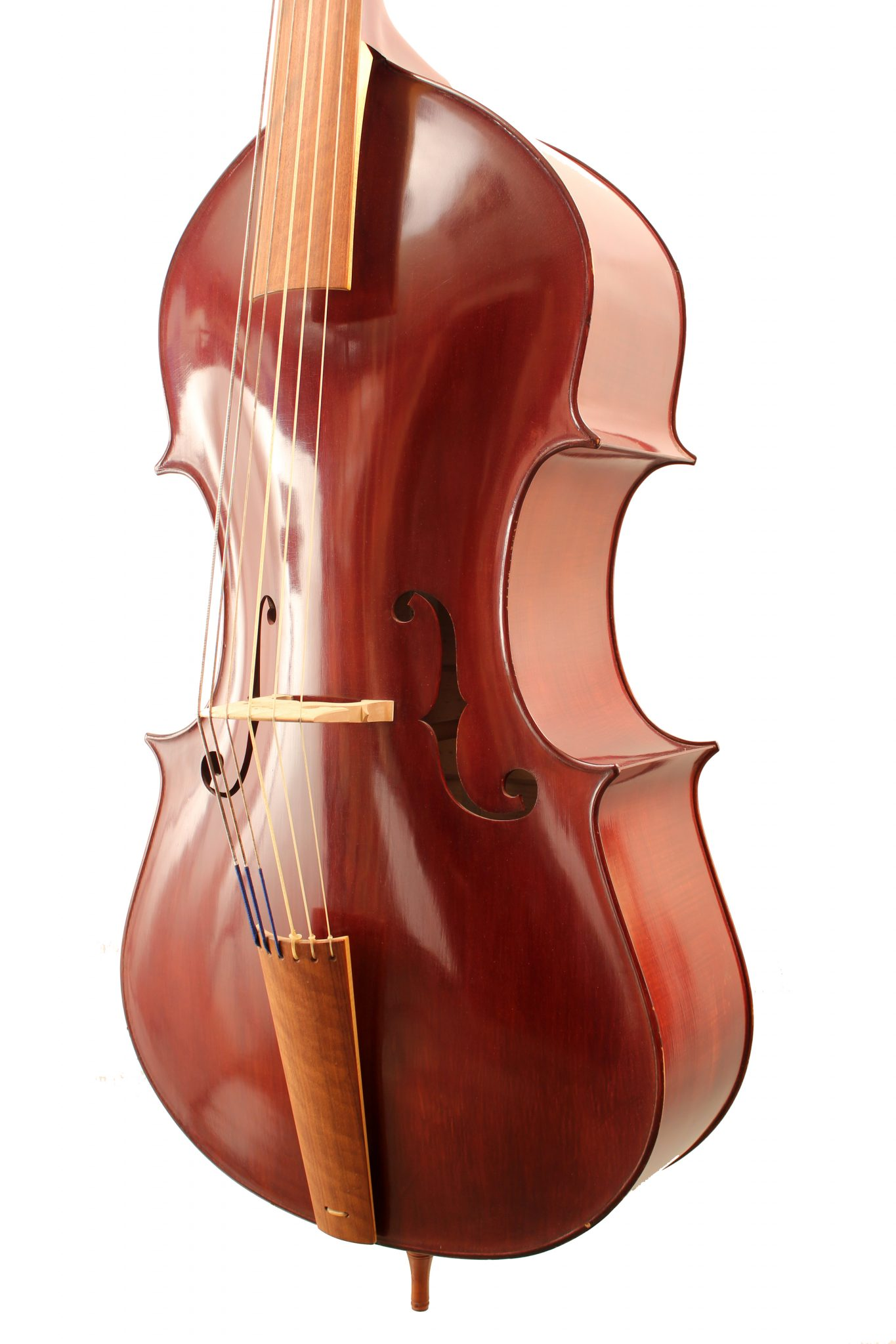 violone by Gary Bridgewood for sale at Bridgewood and Neitzert London