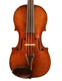 violin Aegidius Kloz 1799 for sale at Bridgewood and Neitzert London