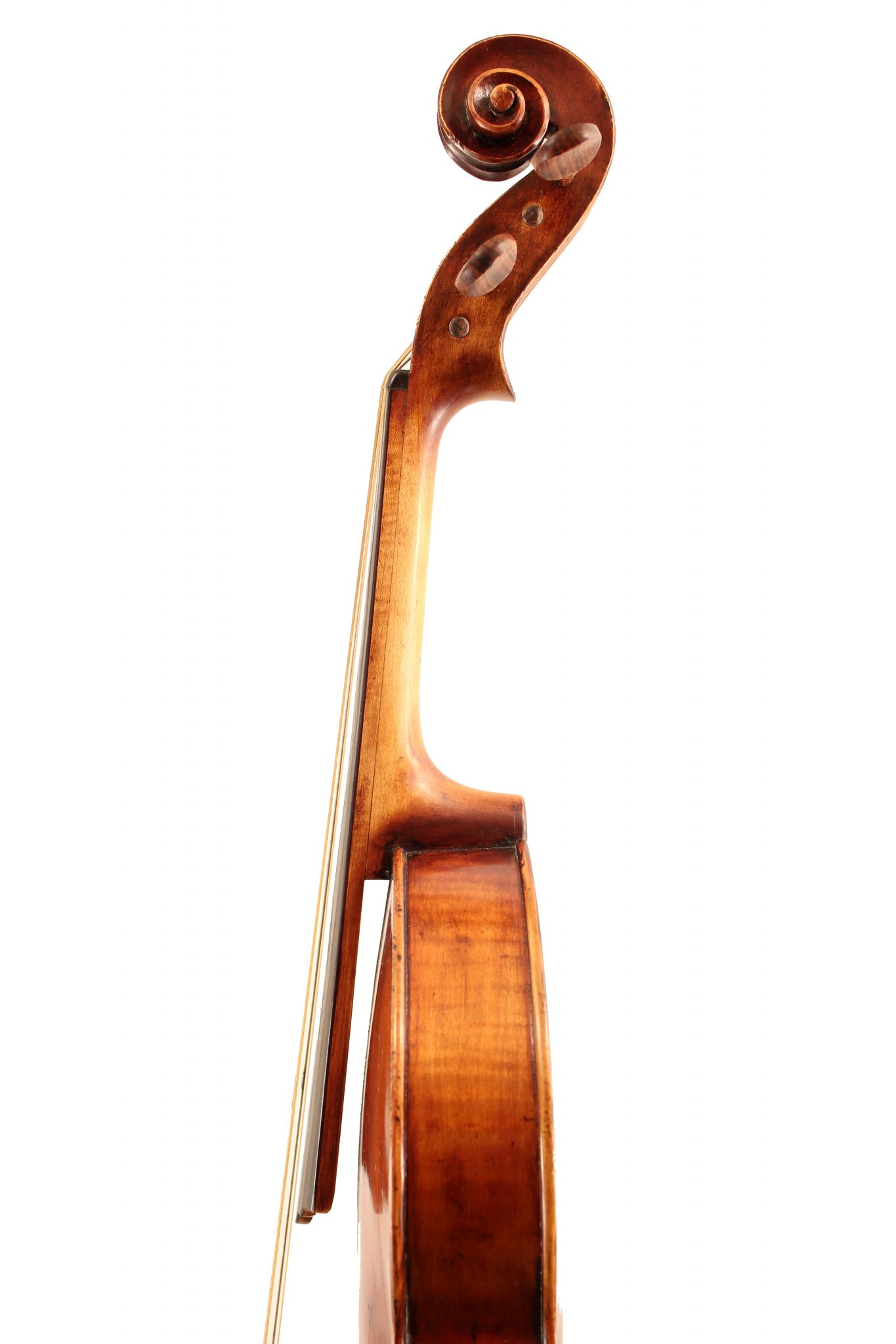 baroque viola by Matthias Kayssler 2016 for sale at Bridgewood and Neitzert London
