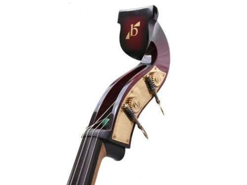 Bridge Cetus electric double bass for sale at Bridgewood and Neitzert London