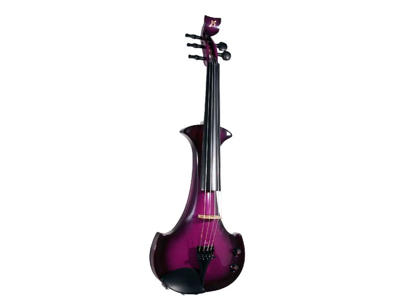 Bridge Lyra electric violin for sale at Bridgewood and Neitzert London