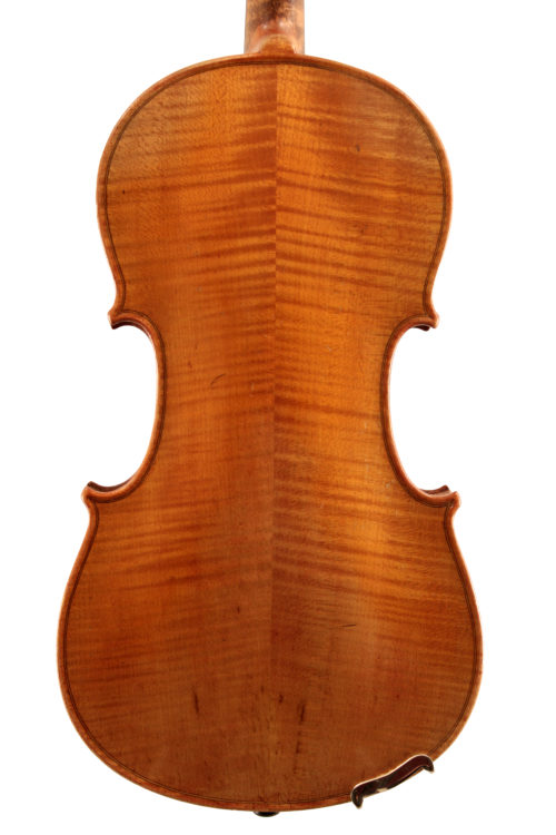 German violin c1890 for sale at Bridgewood and Neitzert London
