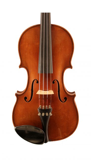 Louis Fricot violin France c1947 for sale at Bridgewood and Neitzert London