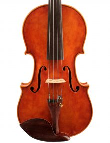 violin by Tomasz Czaja 2017 for sale at Bridgewood and Neitzert London