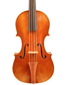 Baroque violin by Mark Jennings 2012 for sale at Bridgewood & Neitzert